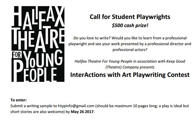 Halifax Theatre for Young People